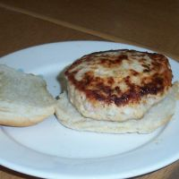 Image of Chicken and Bacon Burgers