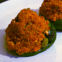 Image of Couscous-stuffed Peppers