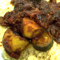 Image of Lamb Couscous
